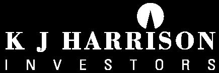 KJH Logo white
